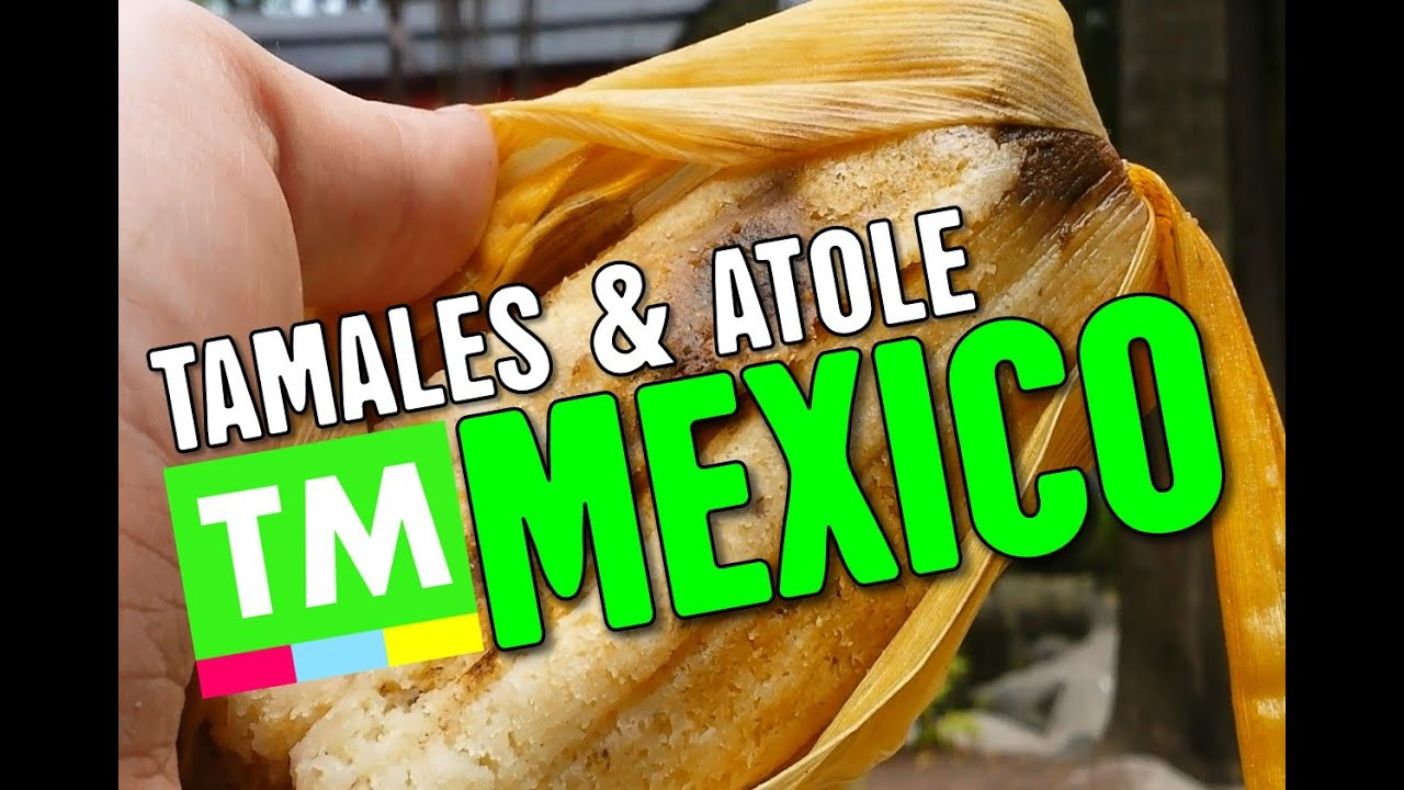 Tamales & Atole in Mexico City + Japanese-Style Park