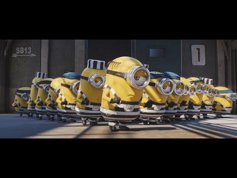 Já, padouch 3 (Despicable Me 3) - třetí oficiální dabovaný český HD trailer