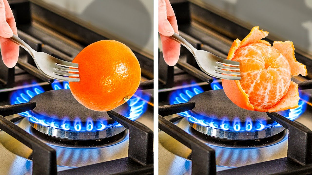 24 GENIUS HACKS FOR AN EASY LIFE