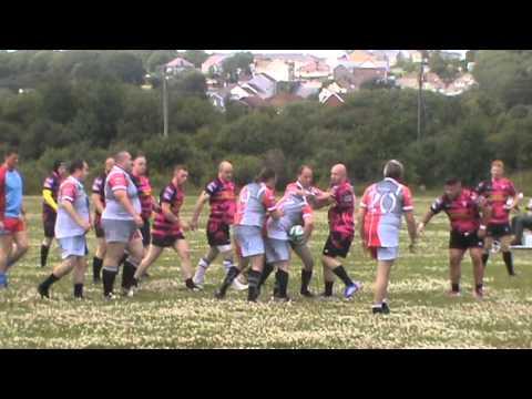 Swansea Vikings vs Swansea Gladiators (Part 1)
