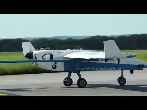 UAV Turbines Introduction to the Monarch Microturbine