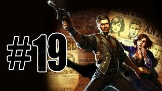Bioshock Infinite - Gameplay Walkthrough - Part 19 - Chen Lin