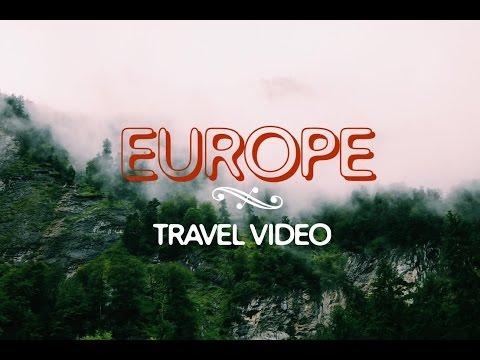 Europe Travel Diary