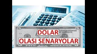 #DOLAR TL OLASI SENARYOLAR (Teknik Analiz / Forex)