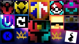 Pixelgun 3D- CLAN LOGO IDEA'S.  [ADVANCED!!]    [PRO!!!]             [PART 3]