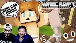 La Guarderia de Minecraft | Minecraft Build Battle #5 | Juegos Karim Juega