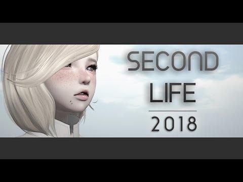 Second Life 2018 Community Trailer