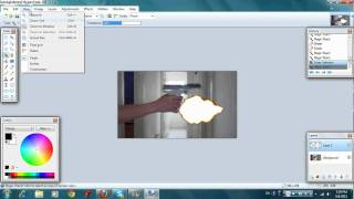 A Tutorial: How to make a Muzzle Flash in Windows Live Movie Maker