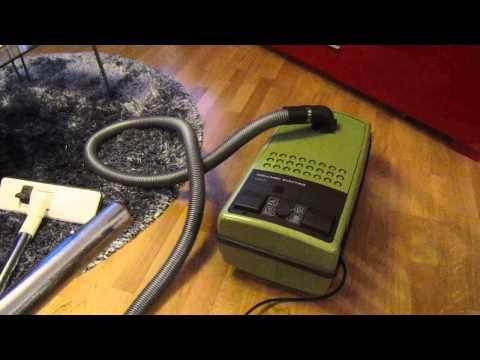 Holland Electro 4300 vacuum cleaner 1982