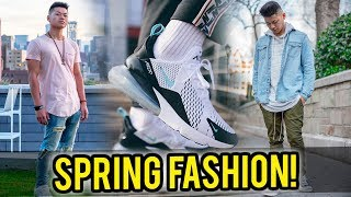 How To Look Fly For Spring/Summer 2018! Spring Fashion Tips
