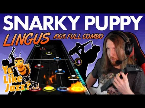 SNARKY PUPPY ~ LINGUS 100% SIGHTREAD FC!! [Ya Like Jazz?]