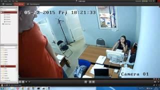 Не трожь камеру. Офис. Попытка отключить.(Эпичный взлом ip камеры в офисе. Epic hack ip camera in the office. Подписаться на канал/ Subscribe: http://goo.gl/DVj6OR., 2016-02-13T20:51:11.000Z)