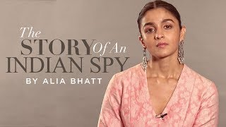 Indiatimes - Alia Bhatt Narrates The Story Of Sehmat Khan, The Indian Spy Who Saved Many Lives