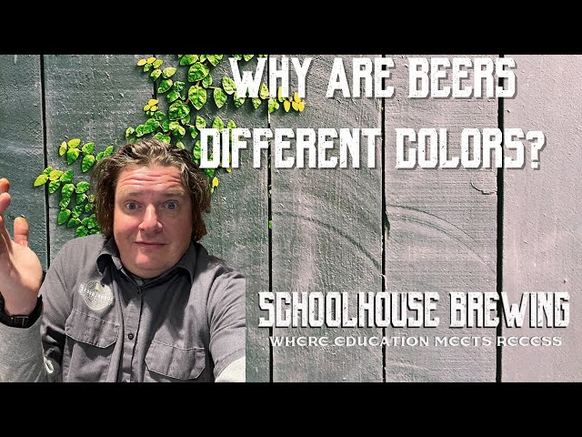 Lovibond and Why Beers are Different Colors