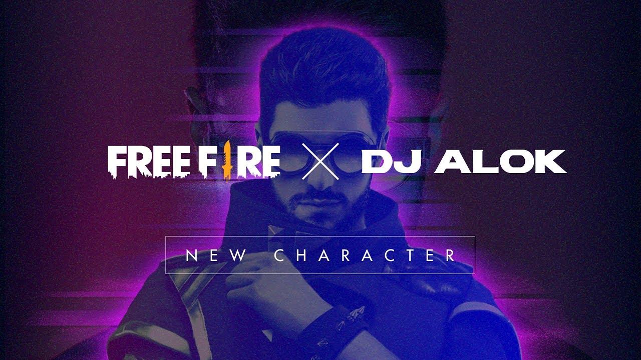 Free Fire X DJ Alok Segera Hadir!