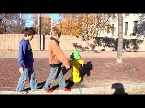 Where The Sidewalk Ends-By Shel Silverstein ( A Film Adaptation)