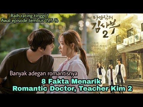 8 Fakta Menarik Romantic Doctor, Teacher Kim 2 '' Raih Rating Tinggi ❓