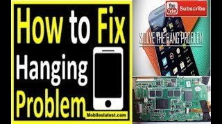 HOW TO FIX HANG PROBLEM IN ANY ANDROD TABLET OR PHONE{HINDI}