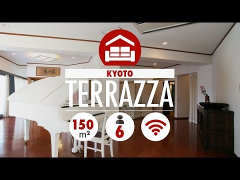 Terrazza House to rent in Kyoto, Japan