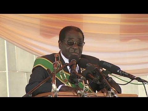 """Mugabe : """"Allez vous faire pendre !"""""""