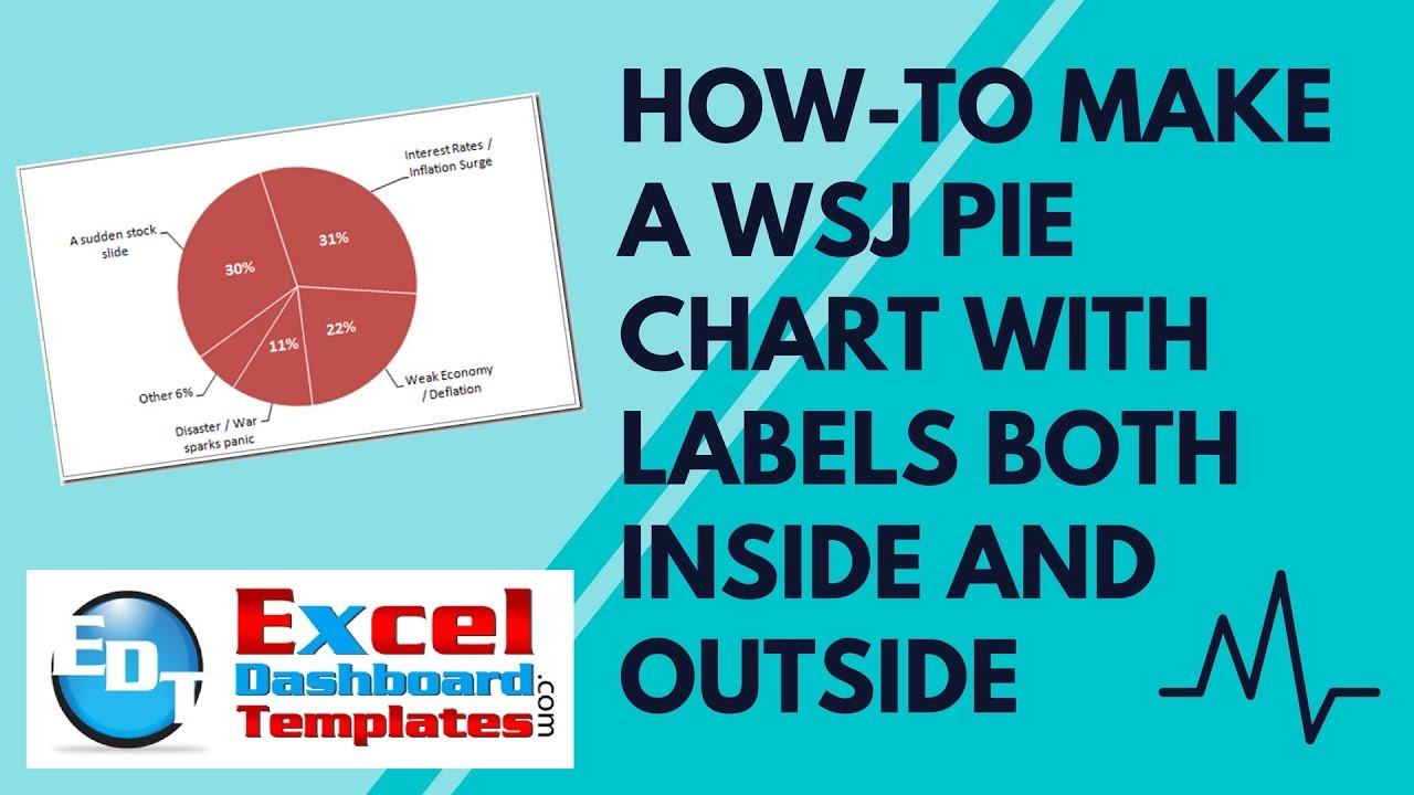 How to make a wsj excel pie chart with labels both inside and how to make a wsj excel pie chart with labels both inside and outside geenschuldenfo Image collections