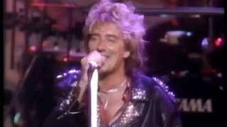 Rod Stewart Forever Young MTV Music Video Awards 1988
