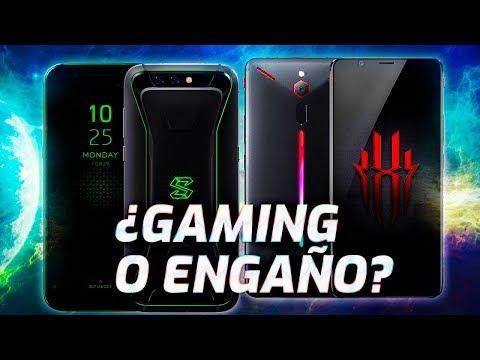 Teléfonos GAMING ¿La GRAN MENTIRA?