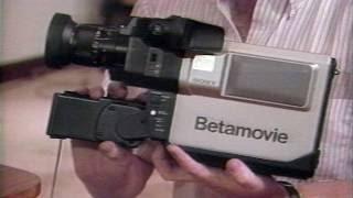 1984 Local Sony Betamovie Commercial, Huntsville, AL