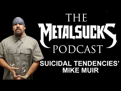 SUICIDAL TENDENCIES' Mike Muir on The MetalSucks Podcast #77