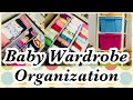 How to Organize Baby Clothes | Baby Wardrobe Organization in Tamil | Kids Wardrobe Organization