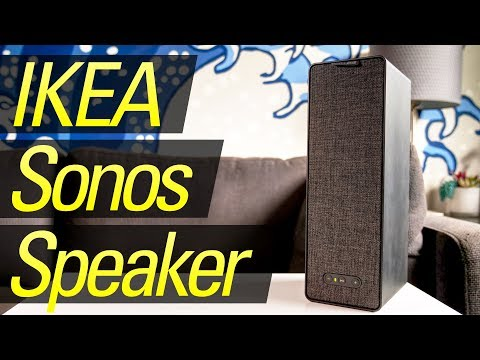 Whole-House Audio from IKEA? | Symfonisk Speaker Review