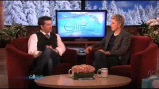 Patrick Dempsey Gets Sexy Ellen Underwear