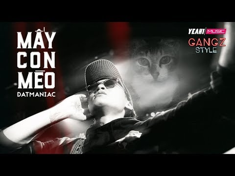 [Gangz Style] DATMANIAC - MẤY CON MÈO #MCM (CROW ON HYENAS) | Rap acoustic