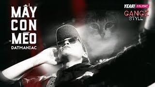 [Gangz Style] DATMANIAC - MẤY CON MÈO #MCM (CROW ON HYENAS) | Rap acoustic thumbnail