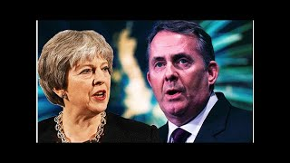 Britain staying in Customs Union after Brexit would be a BETRAYAL, insists Liam Fox