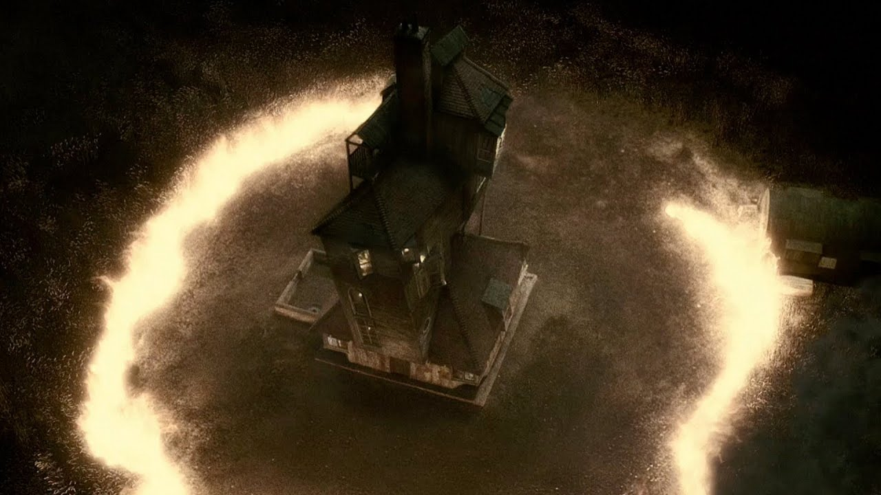 ... at the Burrow - Harry Potter and the Half Blood Prince HD - YouTube Halfbloodprince