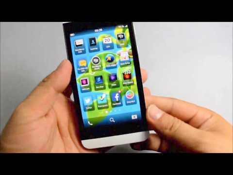 Trên tay pin sạc dự phòng SSK cho Blackberry Z10, Q10, Z30, Z3 công nghệ pin Ly-Polymer