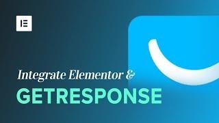 GetResponse & Elementor Integration
