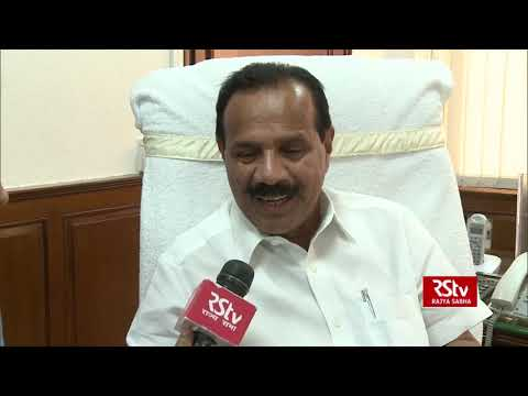 We aim to double farmer income by 2022, says Chemicals and Fertilizers Minister D.V. Sadananda Gowda