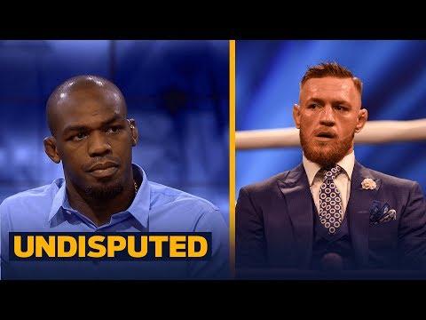 Jon Jones calls himself the greatest fighter in UFC history, talks McGregor/Mayweather | UNDISPUTED
