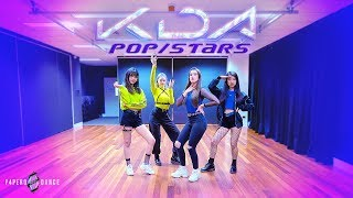 POP/STARS - K/DA (ft. Madison Beer, (G)I-DLE, Jaira Burns | P4pero Dance Cover