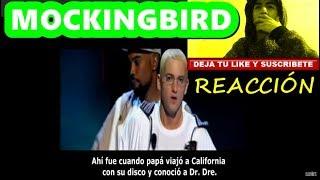 EMINEM - mockingbird - REACCIÓN (VIAJANDO AL PASADO)
