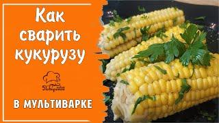 Как правильно и вкусно сварить кукурузу в початках рецепт в мультиварке