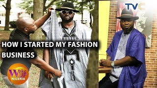 How I Made My First Sale Of Nigerian Made Clothes In A Banking Hall