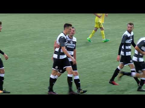 SPFL Challenge Cup: East Stirlingshire v Ayr United