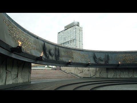 【Виды Питера】⭐Площадь Победы・🔥Монумент Героическим Защитникам Ленинграда「Санкт-Петербург🌼Лето 2019」