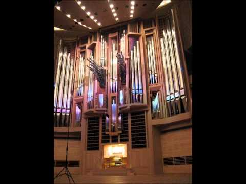 Bridal Chorus by Wagner on the Pipe Organ