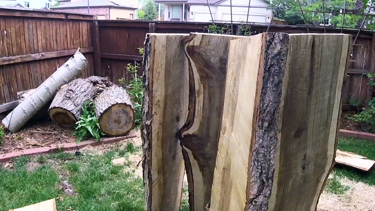 How To Cut Lumber With A Chainsaw