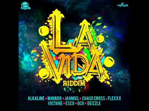 La Vida Riddim Mix (Full) Feat. Alkaline, JahMiel, I-Octane, Lee Milla Prod./ 21 Hapilos (May 2017)