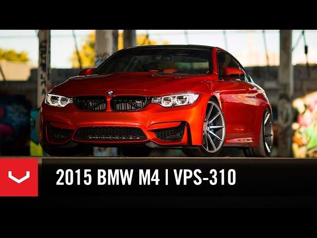 2015 BMW M4 |